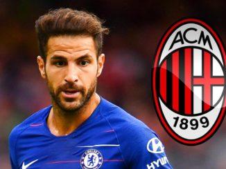 Fabregas AC Milan