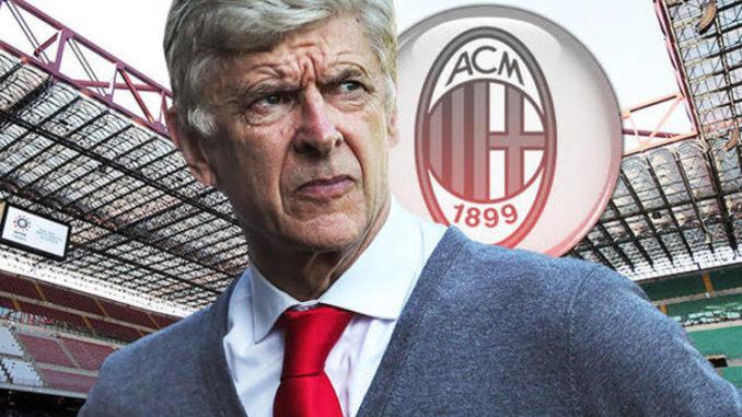 Wenger AC Milan