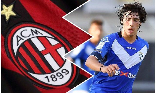 Tonali AC Milan transfer news