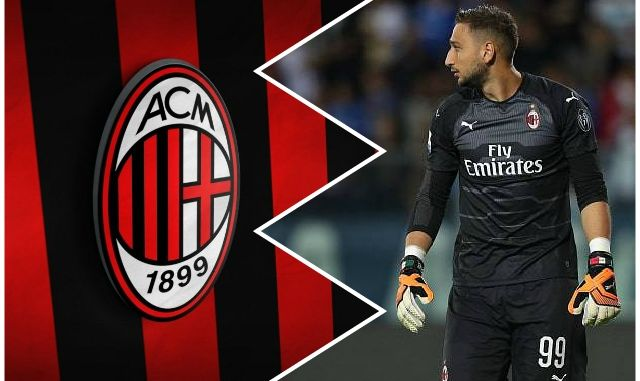 Donnarumma transfer news AC Milan