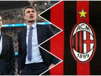 Maldini Gazidis AC Milan