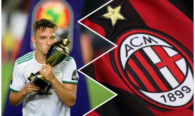 Bennacer AC Milan transfer newsBennacer AC Milan transfer news