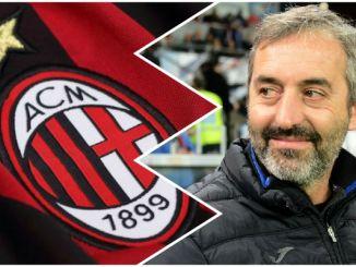 Giampaolo AC Milan Piatek Paqueta