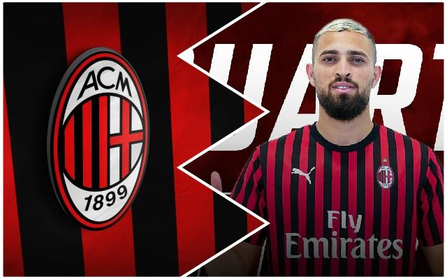 AC Milan Leo Duarte transfer news