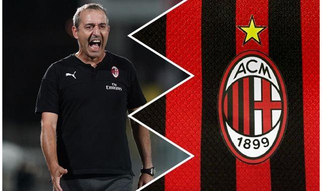Giampaolo AC Milan