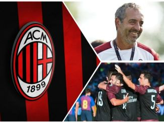 Giampaolo Bonaventura AC Milan