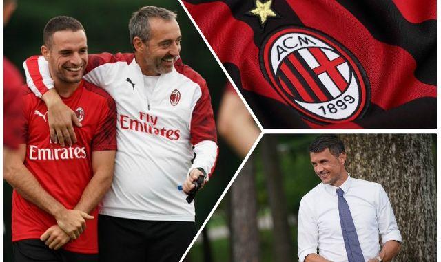 Bonaventura Donnarumma contracts AC Milan