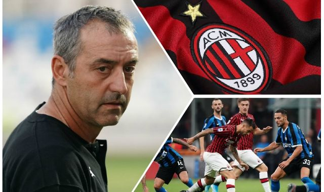 Giampaolo AC Milan Inter