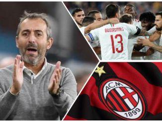 Giampaolo Milan Genoa