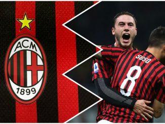 Suso AC Milan SPAL