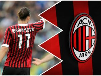 Ibrahimovic Milan