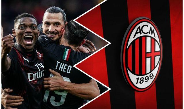 Ibrahimovic Leao Milan Cagliari