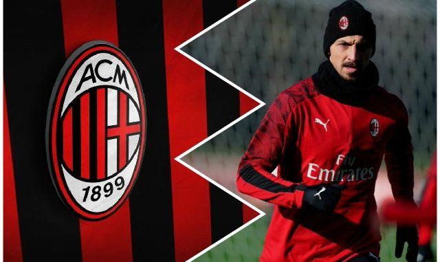 Ibrahimovic Milan 2020