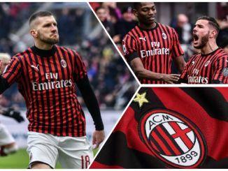 Rebic Hernandez Milan Udinese