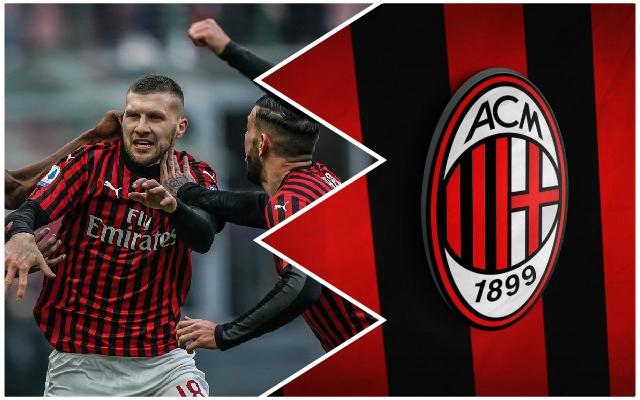 Rebic Milan Udinese