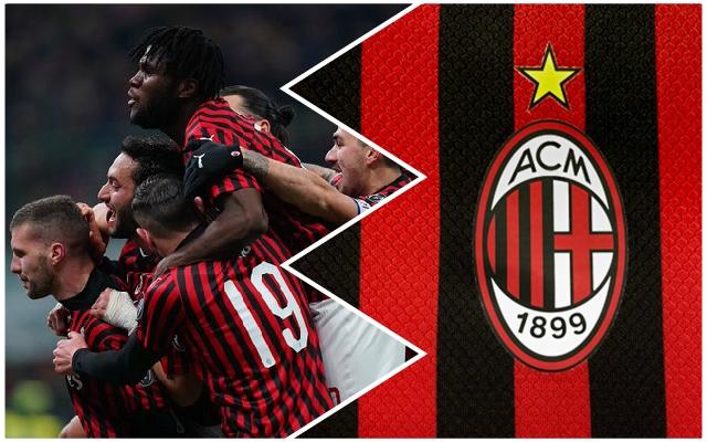 Milan Juventus Rebic