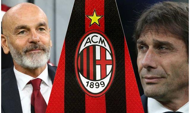 Pioli Conte Milan Inter