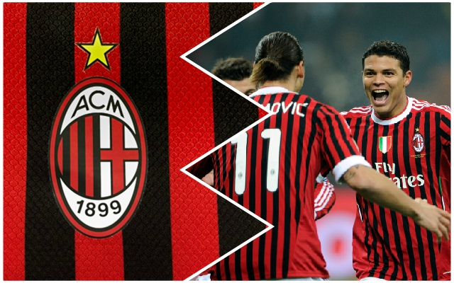 Thiago Silva AC Milan