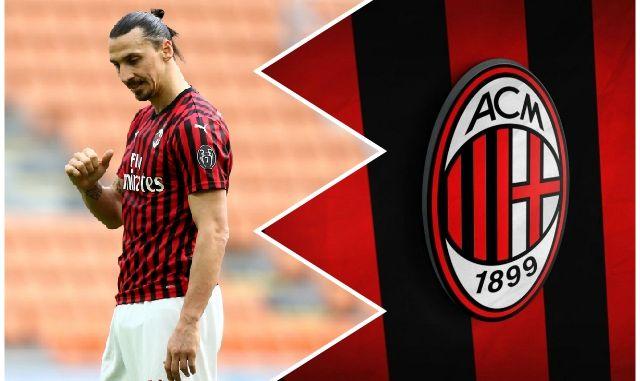 Ibrahimovic Milan Genoa