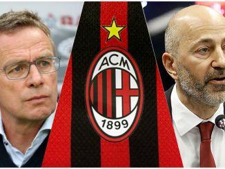 Rangnick Gazidis AC Milan