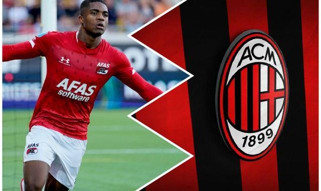 Boadu Milan transfer news