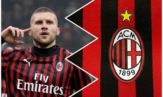 Rebic AC Milan