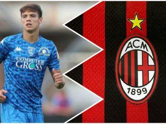 Samuele Ricci AC Milan Empoli transfer news