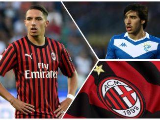 Bennacer Tonali AC Milan