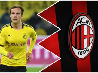 Gotze Milan transfer news