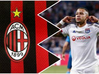 Memphis Depay AC Milan transfer news