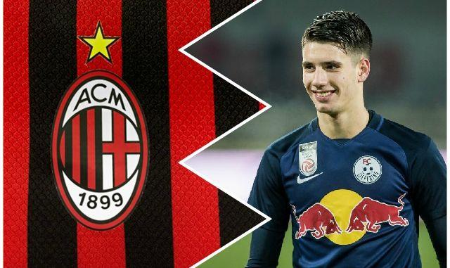 Szoboszlai AC Milan transfer news