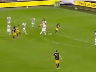 Szoboszlai goal RB Salzburg